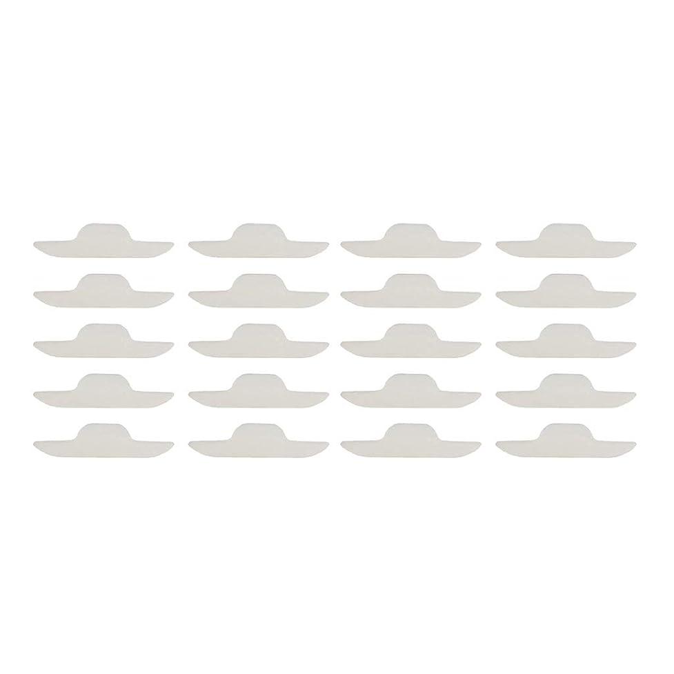 漁師長椅子四半期T TOOYFUL 使い捨て ネック スウェットパッド 脇汗パッド 汗取りパッド わき汗パット 衛生的 軽量 約20個入り