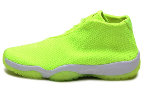 Nike Air Jordan Future - Volt/Volt-White Trainer Size 7 UK