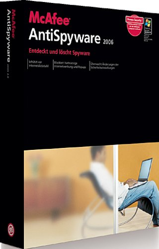 McAfee AntiSpyware 2.0 [import allemand]