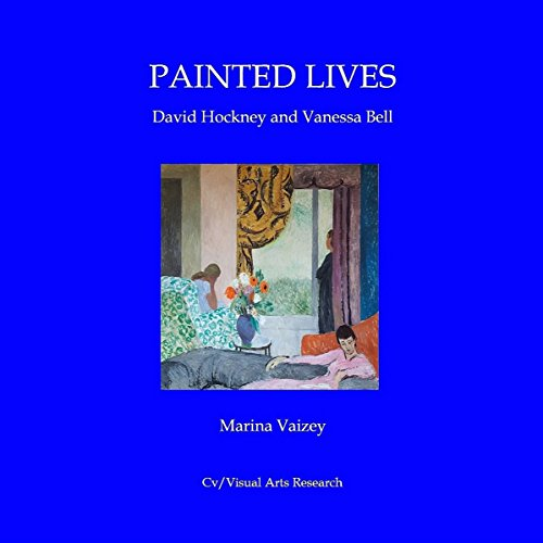 Painted Lives audiobook cover art