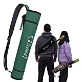 EOUS Arrow Holder Archery Back Hip Quivers Youth Adults Arrow Quiver Recurve Compound Bow Targets Practice Arrows Bag,Green