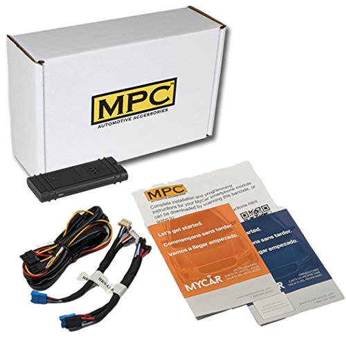MPC Smartphone App - Remote Start App Using Your Smartphone - w/1 Year Service - for Most Remote Start Kits - Continental U.S. ONLY