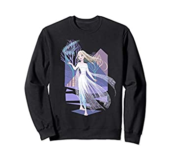 Disney Frozen 2 Snow Queen Elsa Sweatshirt