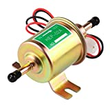 Electric Fuel Pump 12v Universal Inline Fuel Pump Transfer Low Pressure Gas Diesel Fuel Pu...