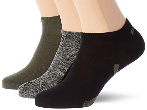 PUMA unisex-adult Women\'s Sneaker-Trainer (2 Pack) Socks, green, 39/42 (2er Pack)