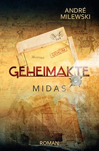 Buchseite und Rezensionen zu 'Geheimakte Midas' von André Milewski