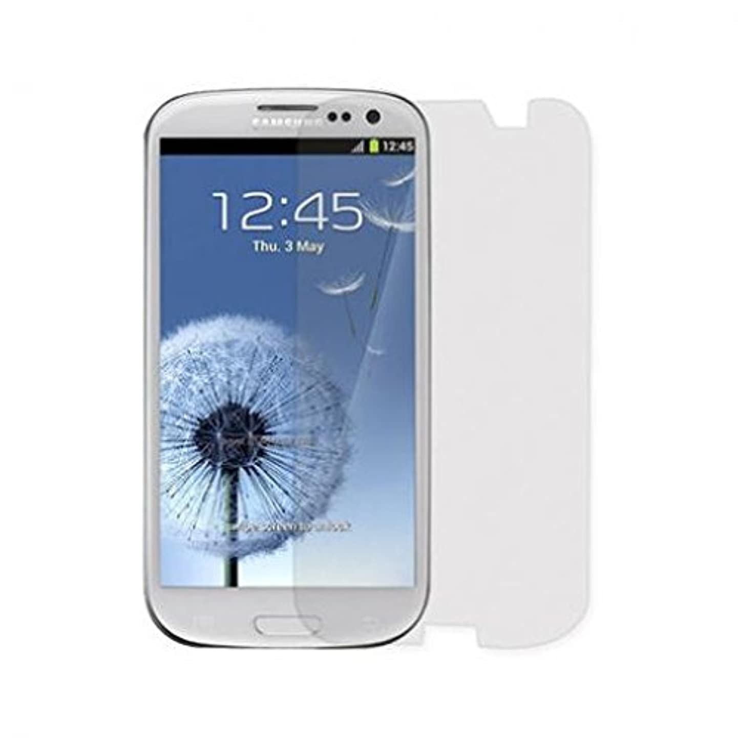 T-Mobile Samsung Galaxy S3 (SGH-T999) Screen Protector, Screen Protector HD Clear LCD Film Display Cover Shield for Samsung Galaxy S3 (SGH-T999)