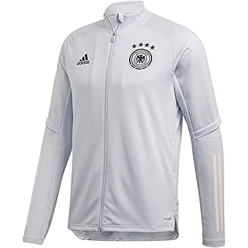 adidas Herren DFB Training Jacket Trainingsjacke, Clgrey, L