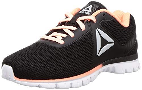 Reebok Women s Ultra Lite Lp Black Sunglo None Running Shoes 7
