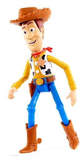 Toy Story-25° Anniversario Personaggio Woody Parlante da 23 cm, Snodato Giocattolo per Bambini 3+Anni, GPJ26