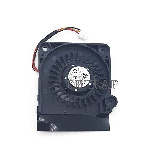 DBTLAP Ventilador de la CPU del Ordenador portátil Compatibles para ASUS EPC 1001 1001HA 1001PXQ 1005HA 1005PX 1005P EEE PC 1005PXD 1008HA MF40070V1-Q000-S99 R101D R101 enfriamiento Ventilador