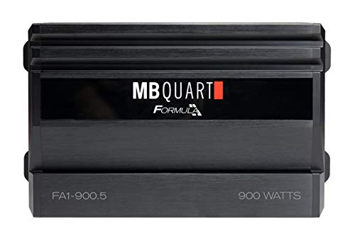 MB Quart FA1-900.5 Formula Series 900-Watt 5-Channel Class AB+D Amp