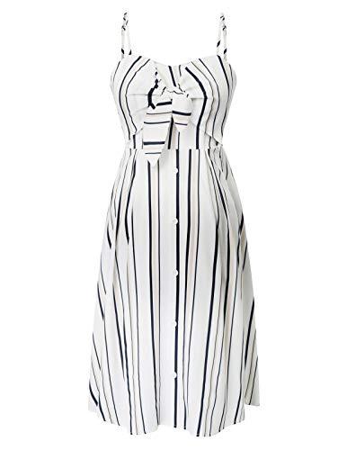 Maacie gravida kvinnor rund urringning A Line Party klänning MCS02050