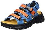 Cat Footwear Progressor Buckle, Sandalias de Gladiador Hombre, Multicolor (Faience 18/4232/Red Orange 17/1464 Multi), 42 EU