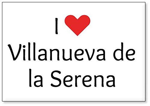 Mundus Souvenirs - Amo Villanueva de la Serena, Imán para N