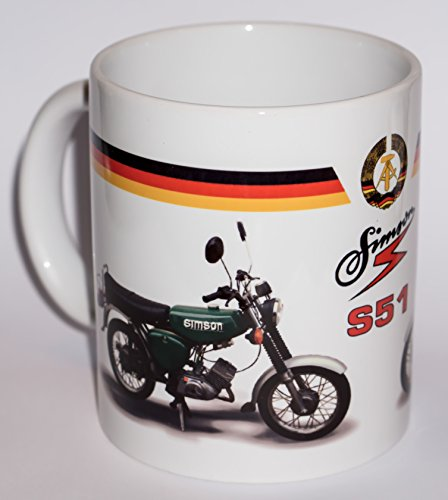 Tasse Simson S51