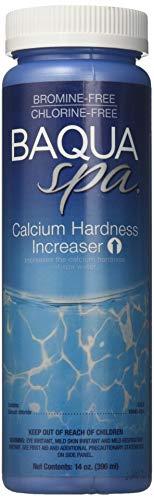 BAQUA Spa 88825 Calcium Hardness Increaser Spa and Hot Tub Balancer, 14 oz