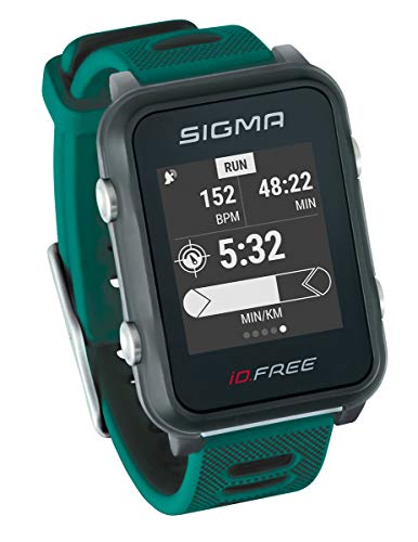 iD.FREE reloj multideportivo con GPS para el aire libre y navegación,...