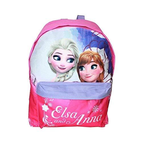 Sac à dos enfant Disney La reine des Neiges écolle des filles 40 x 32 x 11 cm Frozen