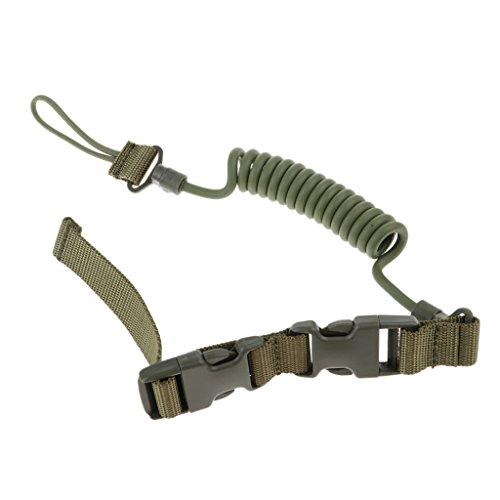 Sharplace Corde de Sécurité Militaire en Nylon à Haute Densité Corde Extérieure Anti-perdue