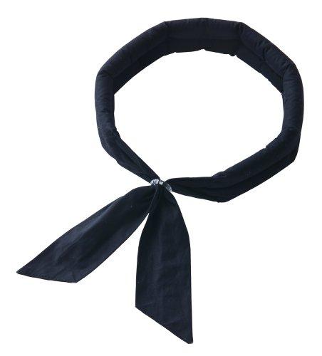しろくまのきもち サマースカーフ レギュラー ミッドナイトブルー 幅40×長さ720mm 冷却グッズ ユニセックス...