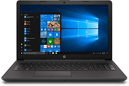 "HP-PC 250 G7 Notebook, Intel Celeron N4000, RAM 4 GB, SSD 128 GB, Windows 10 Home, Schermo 15.6"" HD Antiriflesso, Nero"