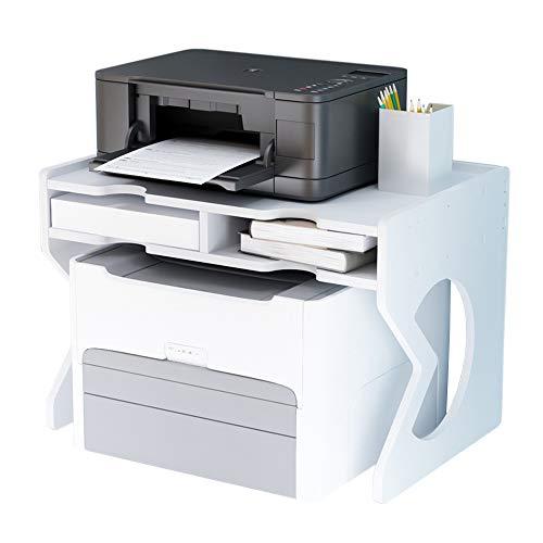 NUODWELL Drucker-Schreibtisch-Ständer,...