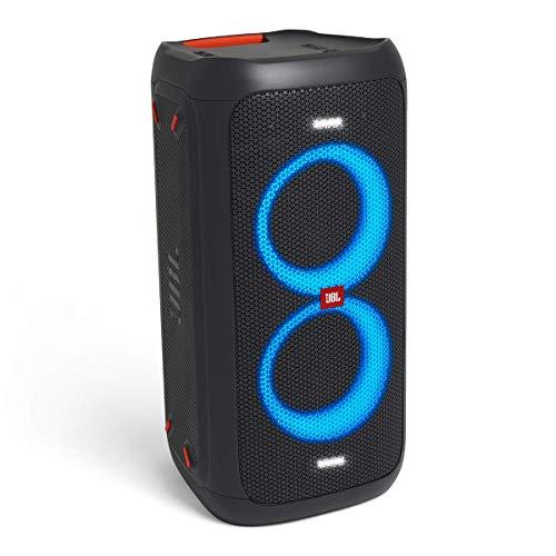 JBL Partybox 100 – Sistema de Audio Bluetooth inalámbrico portátil de Alta Potencia con batería, Color…