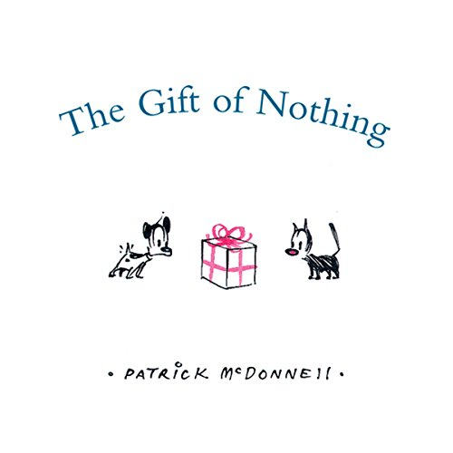 The Gift of Nothing audiobook cover art