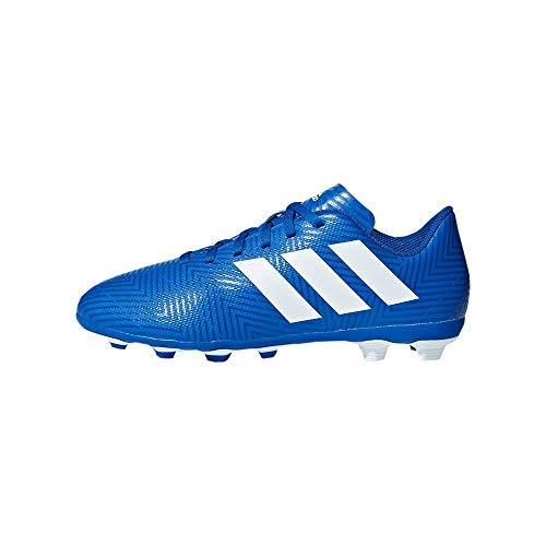 adidas Nemeziz 18.4 FxG, Scarpe da Calcio Uomo, Blu (Fooblu/Ftwwht/Fooblu Fooblu/Ftwwht/Fooblu), 38 EU