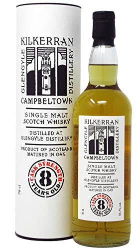 Kilkerran - Cask Strength 2nd Edition - 8 year old Whisky
