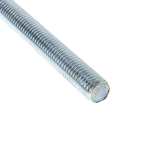 Gewindestange DIN 976-1 Stahl galvanisch verzinkt Form A 1000 mm lang M 5-1 Stück