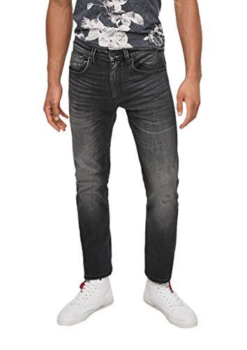 Q/S designed by - s.Oliver Herren 520.10.103.26.180.2061200 Jeans, Black, 32/34