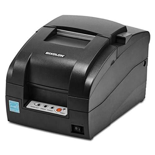 Bixolon SRP-275IIIAOSG Impresora de Recibos Matriz de Punto 80 x 144 dpi - Terminal de Punto de Venta (Matriz de Punto, Impresora de Recibos, 80 x 144 dpi, 5,1 IPS, 8,3 cm, 0.06-0.085 mm)
