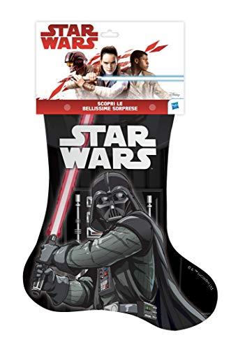 Hasbro- Calza della Befana 2020 Star Wars, Multicolore, C78054500