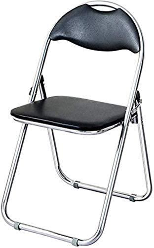 LIUBINGER Drehbarer Bürostuhl Tragbare Klappstuhl Rückenlehne Bürocomputer Stuhl Freizeit-Stuhl