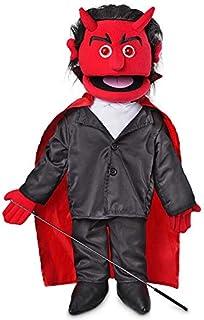 25 Devil w/ Light-Up Eyes Full Body Ventriloquist Style Puppet