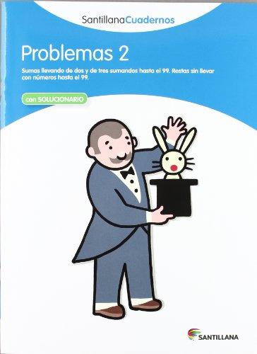 PROBLEMAS 2 SANTILLANA CUADERNOS - 9788468012469