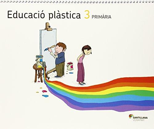EDUCACIO PLASTICA 3 PRIMARIA - 9788498077582