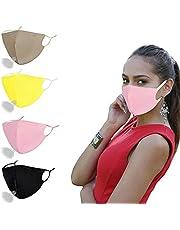 Face Masks 4 Adult & Kids Sports Summer Cloth Breathable Reusable Washable