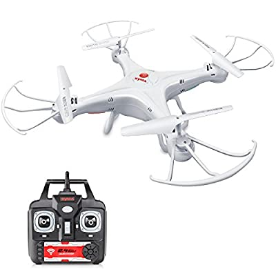 SYMA DoDoeleph X5A-1 RC Headless Quadcopter Toys RTF 2.4Ghz 6-Axis Gyro Drone Without Camera Includes Bonus Battery