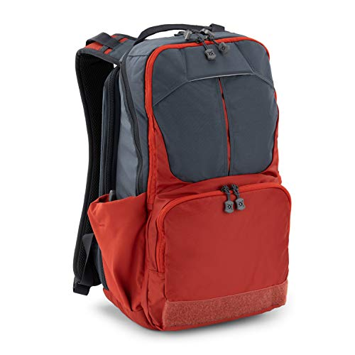 Vertx Ready Pack 2.0, Smoke Grey/Mars Red, Os