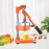 Z ZELUS Exprimidor de Frutas Manual para Naranja Granada Limón Exprimidor Manual de Naranjas...