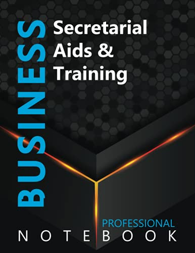 """Compare Textbook Prices for Business, Secretarial Aids & Training Ruled Notebook, Professional notebook, Journal for Business & Economics Professional, Large 8.5"""" x 11"""" size, 108 pages, Glossy cover  ISBN 9798490795384 by Cre8tive Press"""