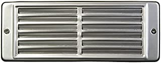 DABMAR LIGHTING LV600-SS316 Recessed Stainless Steel Louvered Brick/Step/Wall Light