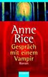 Gespräch mit einem Vampir: Roman