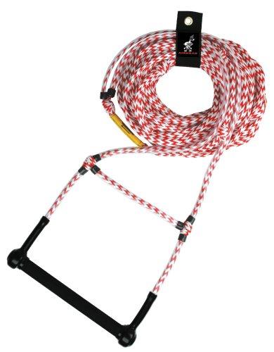AIRHEAD Ski Rope, Deep V, 75 ft Length