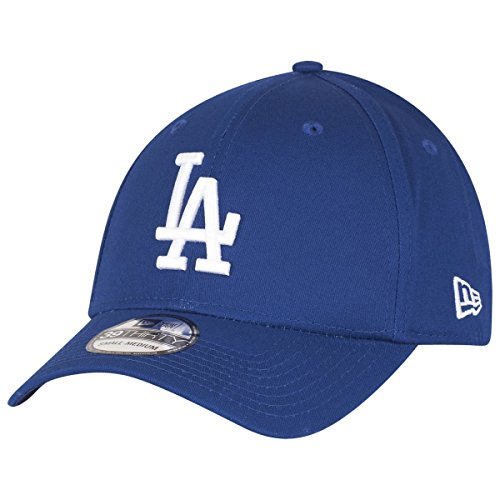 New Era Herren Herren Kappe 39Thirty Los Angeles Dodgers Kappe, Blau, M/L, 11405494