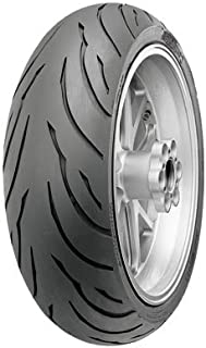 Continental Conti Motion Rear Motorcycle Tire 140/70ZR-17 (66W) for Kawasaki Ninja 300 (ABS) EX300A 2013-2017