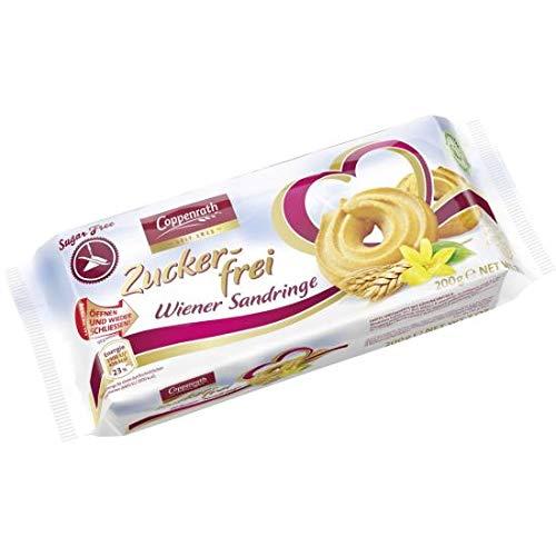 Coppenrath WIENER ZANDRINGEN Suikervrij 7 x 200 gram